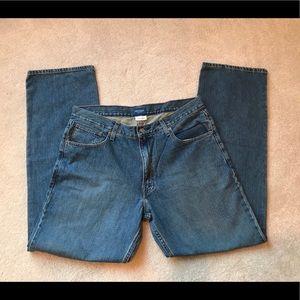Arizona Loose Fit Straight Leg Jean